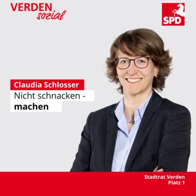 Claudia Schlosser