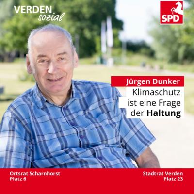Jürgen Dunker