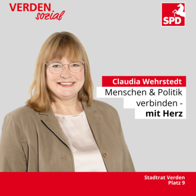 Claudia Wehrstedt