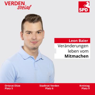 Leon Baier